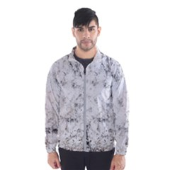 Grunge Pattern Wind Breaker (men)