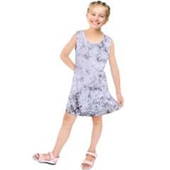 Grunge Pattern Kids  Tunic Dress