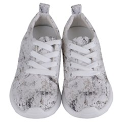 Grunge Pattern Kids  Lightweight Sports Shoes