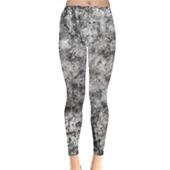 Grunge Pattern Leggings