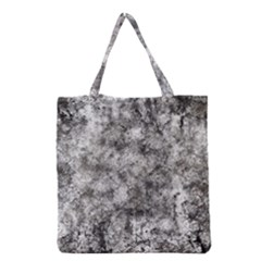 Grunge Pattern Grocery Tote Bag