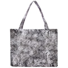 Grunge Pattern Mini Tote Bag