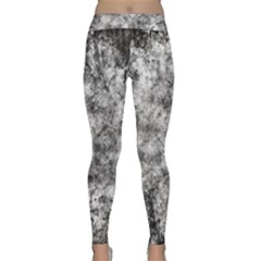 Grunge Pattern Classic Yoga Leggings