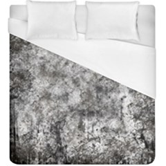 Grunge Pattern Duvet Cover (king Size)