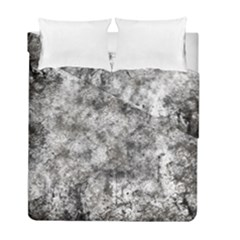 Grunge Pattern Duvet Cover Double Side (full/ Double Size)