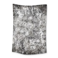 Grunge Pattern Small Tapestry