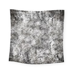 Grunge Pattern Square Tapestry (small)
