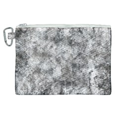 Grunge Pattern Canvas Cosmetic Bag (xl)