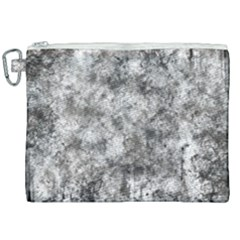 Grunge Pattern Canvas Cosmetic Bag (xxl)