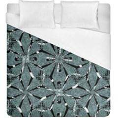 Modern Oriental Ornate Pattern Duvet Cover (king Size)