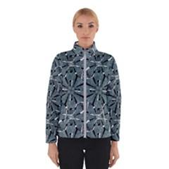 Modern Oriental Ornate Pattern Winterwear