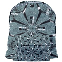 Modern Oriental Ornate Pattern Giant Full Print Backpack
