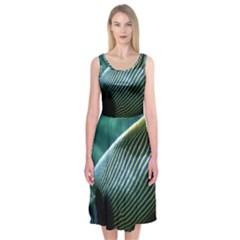 Angelfish 4 Midi Sleeveless Dress