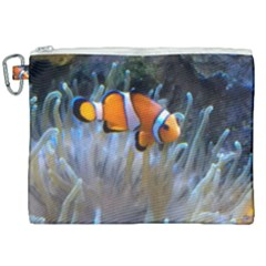 Clownfish 2 Canvas Cosmetic Bag (xxl)
