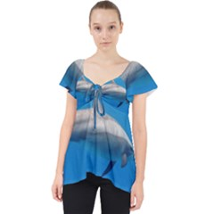 Dolphin 3 Lace Front Dolly Top