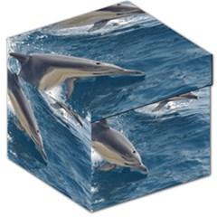 Dolphin 4 Storage Stool 12