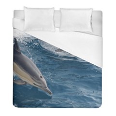Dolphin 4 Duvet Cover (full/ Double Size)