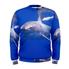 Great White Shark 4 Men s Sweatshirt
