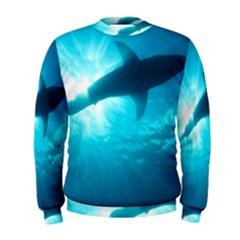 Great White Shark 6 Men s Sweatshirt