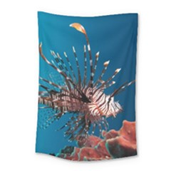 Lionfish 1 Small Tapestry