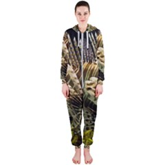 Lionfish 3 Hooded Jumpsuit (ladies)