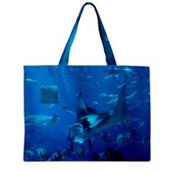 Manta Ray 2 Mini Tote Bag