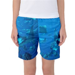 Manta Ray 2 Women s Basketball Shorts