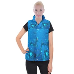 Manta Ray 2 Women s Button Up Vest