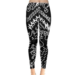 Chicken Hawk Invert Leggings