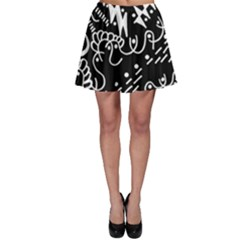Chicken Hawk Invert Skater Skirt