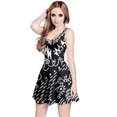 Chicken Hawk Invert Reversible Sleeveless Dress