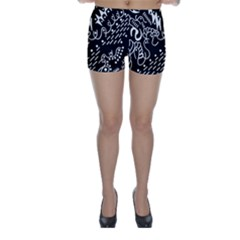Chicken Hawk Invert Skinny Shorts
