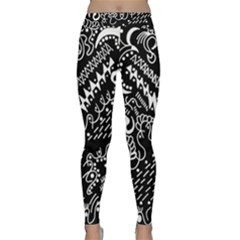 Chicken Hawk Invert Classic Yoga Leggings