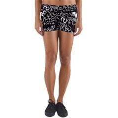 Chicken Hawk Invert Yoga Shorts