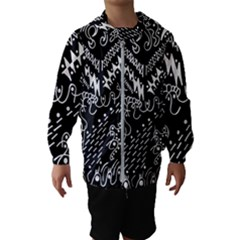 Chicken Hawk Invert Hooded Wind Breaker (kids)