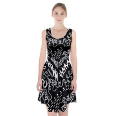 Chicken Hawk Invert Racerback Midi Dress