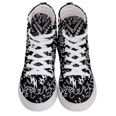 Chicken Hawk Invert Men s Hi Top Skate Sneakers
