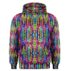 Colorful 7 Men s Pullover Hoodie