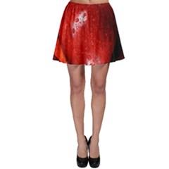 Apples 1 Skater Skirt