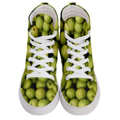 Apples 3 Men s Hi Top Skate Sneakers