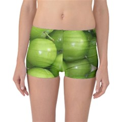 Apples 4 Reversible Boyleg Bikini Bottoms