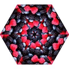 Berries 2 Mini Folding Umbrellas