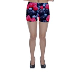Berries 2 Skinny Shorts