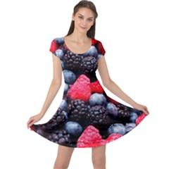 Berries 2 Cap Sleeve Dress