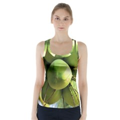 Coconuts 1 Racer Back Sports Top