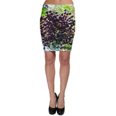 Elderberries Bodycon Skirt