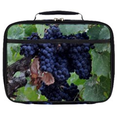 Grapes 3 Full Print Lunch Bag