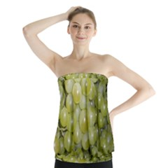 Grapes 5 Strapless Top