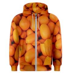 Kumquat 2 Men s Zipper Hoodie