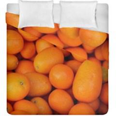 Kumquat 2 Duvet Cover Double Side (king Size)